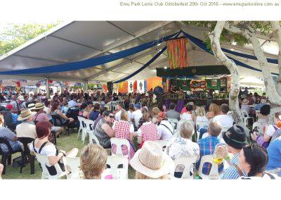 Emu Park Lions Octoberfest
