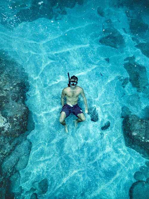 snorkelling6x8