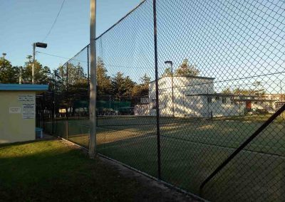 Tennis Court Emu Park